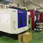 小型マシニングセンター新規導入 S1000X1