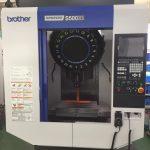 小型マシニングセンター新規導入 SPEEDIO S500X1